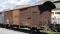 Bemo 2250154 RhB WN 9884 Nostalgiewagen braun