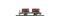 Bemo 2258112 RhB Kk 7352 Kieskistenwagen