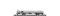 Bemo 2267105 RhB K-w 7505 Stahlwand-Flachwagen