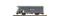 Bemo 2293145 RhB K1 5615 heritage box car grey