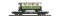 Bemo 2601820 DB Epoche IV 2L= Transportwagen