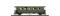 Bemo 3013813 DB KBi 743 2-achs.Personenwagen