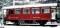 Bemo 3239527 BVZ WR-S 2227 Zweiachs-Personenwagen