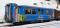 "Bemo 3248141 RhB BD 2481 baggage coach ""Arosa Express"""
