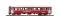 Bemo 3255143 RhB B 2313 Einheitswagen I rot