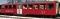 Bemo 3258422 SBB AB 472 Mitteleinstiegswagen rot