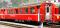 Bemo 3268154 RhB A 1254 EW I red