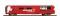 Bemo 3289132 RhB WRp 3832 Glacier-Express Servicewagen