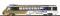 Bemo 3588313 MOB Arst 151 Steuerwagen GoldenPass 3L-WS digital