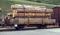 Bemo 9463110 RhB Kk-w 7340 Niederbordwagen mit Holzklapprungen