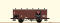 Brawa 48659 H0 Güterwagen DB, III, Eßzet