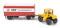 Brekina 13713 MB trac DBP-Katastrophenschutz mit Anhänger von Starmada