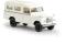 Brekina 13775 Land Rover 109 geschl., weiß von Starmada