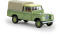 Brekina 13777 Land Rover 109 mit Plane, resedagrün von Starmada