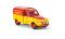 Brekina 14184 Citroen 2 CV Kastenente Patrullvagn, TD (SE)