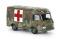 Brekina 14636 Saviem SG2 Military service médical (F)