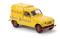 Brekina 14731 Renault R4 Fourgonnette Pinder Jean Richard (F)