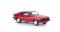 Brekina 19551 Ford Capri III, rot, TD