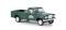 "Brekina 19809 Jeep Gladiator A ""Erie Builders"" mit Ladegut, TD"