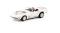 Brekina 19980 Corvette C3 Cabrio, weiß American Eagle, TD