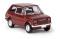 Brekina 22364 Fiat 126, oxidrot von Drummer