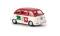 Brekina 22467 Fiat Multipla Ristorante di Toni, TD (IT)