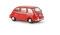 Brekina 22469 Fiat Multipla, rot, TD