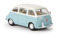 Brekina 22471 Fiat Multipla, blassgrün/weiß, TD