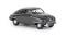 Brekina 28602 Saab 92, dark grey, TD