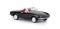 Brekina 29606 Alfa Romeo Spider Fastback, nero, TD