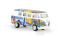 Brekina 31582 VW Kombi T1b Hippie Bus