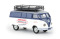 Brekina 32062 VW T1a Kasten National Melkmaschine,