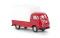 Brekina 32450 VW T1b mit Kofferaufbau, rot