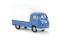 Brekina 32451 VW T1b mit Kofferaufbau, blau