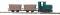Busch 12001 Narrow Gauge Railroad Starter Set