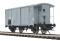 Busch 120909140 Gedeckter Güterwagen K2, SBB-CFF, grau