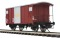 Busch 120909150 Gedeckter Güterwagen K2, SBB-CFF