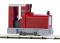 Busch 12131 Deutz OMZ 122 F rot/grau