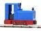 Busch 12132 Deutz OMZ 122 F blau/rot