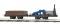 Busch 12217 Schweiß-/Niederbordwagen H0f
