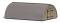 Busch 1513 Runddach-Stall H0