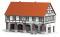 Busch 1539 Haus mit Arkaden H0