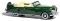 Busch 201107298 Lincoln Continental grün H0