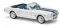 Busch 201115125 Ford Mustang