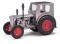 Busch 210006404 Traktor Pionier, Grau H0