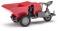 Busch 210006601 Dumper Picco 1, Rot H0