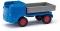 Busch 210009602 Multicar M21 blau