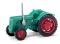 Busch 211006800 Traktor Famulus grün TT