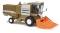 Busch 40175 $$ Mähdrescher mit Maispflücker