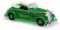 Busch 40513 Mercedes 170S Cabrio grün